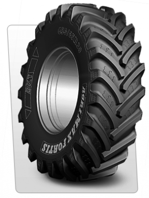 Agrimax Fortis Tires