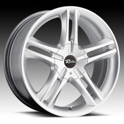 195 Hyper Silver Tires
