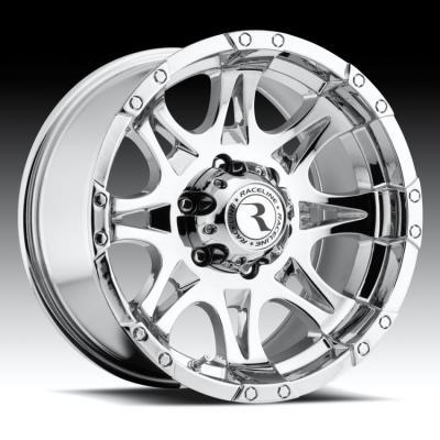 983 Raptor Chrome Tires