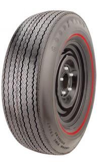 Goodyear CWT Polyglas Red Stripe Tires