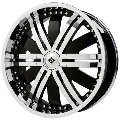 Marauder (VB4) Tires