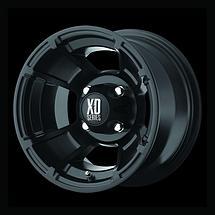 Revolver (XS796) Tires