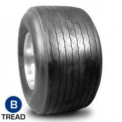 Muscle Car Drag - Design B Tires