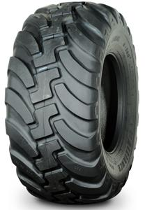 (380) Flotation Radial Tires